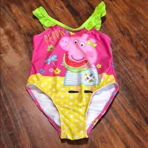 Peppa Pig 2T Swimsuit